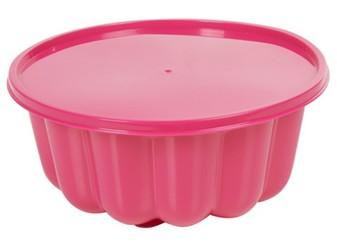 Moule à charlotte rose